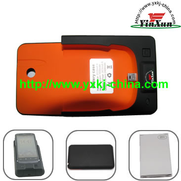 Battery case for HTC Touch HD,battery case,battery case for HTC,HTC Touch HD battery case