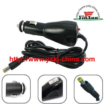 car charger,DC charger,UMPC car charger,Computer car charger,Laptop car charger
