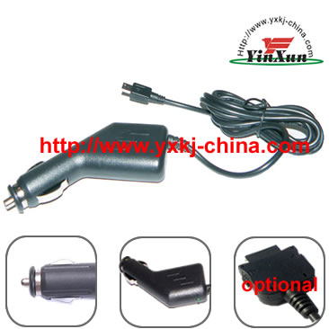 car charger for GPS,car charger for IPOD,car charger adapter