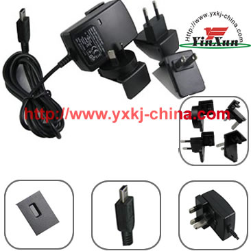 4plug Travel chargers