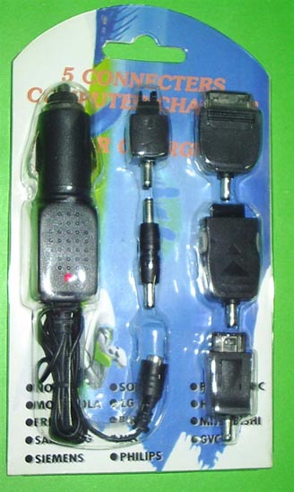 car charger kit