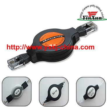 retractable network cable,network cables,networking cable,crossover network cable,network cable retractable