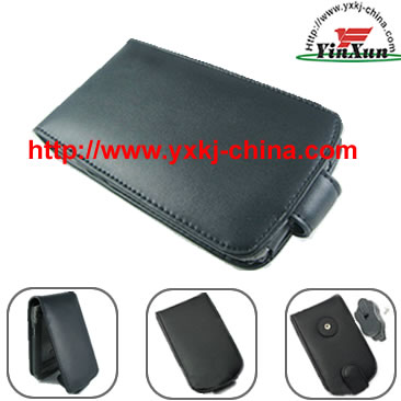 Leather Case for HP114,Leather Case for PDA,Leather Case,Case