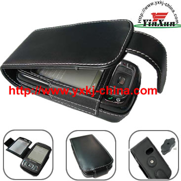 Leather Case for HTC TyTN II,Leather Case for PDA,Leather Case,Case