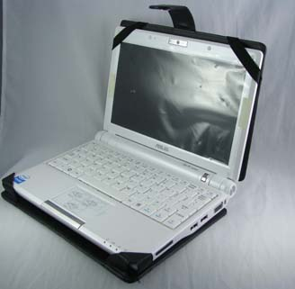 Leather case for Asus EEEpc 700/900